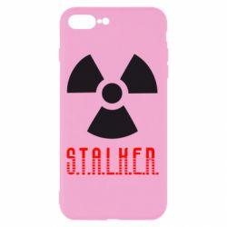 Чохол для iPhone 7 Plus Stalker