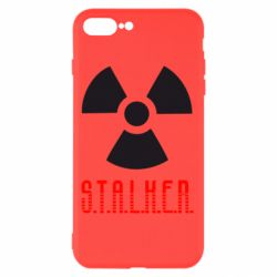 Чехол для iPhone 8 Plus Stalker