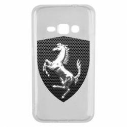 Чохол для Samsung J1 2016 Stallion metal