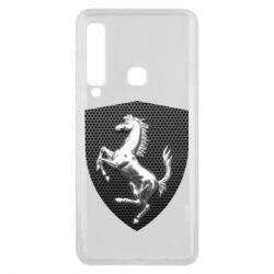 Чохол для Samsung A9 2018 Stallion metal