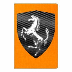 Блокнот А5 Stallion metal