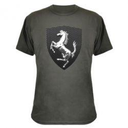 Камуфляжна футболка Stallion metal