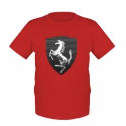Дитяча футболка Stallion metal