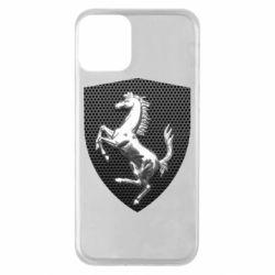 Чохол для iPhone 11 Stallion metal