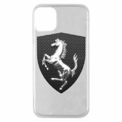 Чохол для iPhone 11 Pro Stallion metal