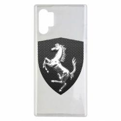 Чохол для Samsung Note 10 Plus Stallion metal
