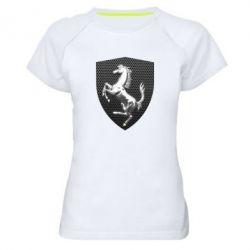 Жіноча спортивна футболка Stallion metal