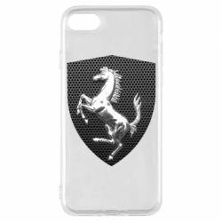 Чохол для iPhone 7 Stallion metal