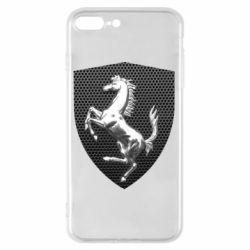Чохол для iPhone 8 Plus Stallion metal
