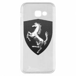 Чохол для Samsung A5 2017 Stallion metal