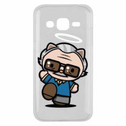 Чохол для Samsung J2 2015 Stan lee in hello kitty style