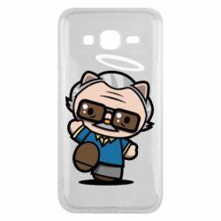 Чохол для Samsung J5 2015 Stan lee in hello kitty style