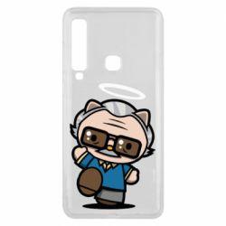 Чохол для Samsung A9 2018 Stan lee in hello kitty style