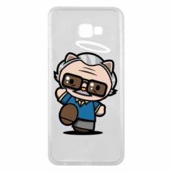 Чохол для Samsung J4 Plus 2018 Stan lee in hello kitty style