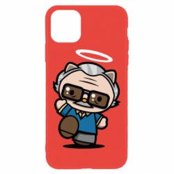 Чохол для iPhone 11 Stan lee in hello kitty style