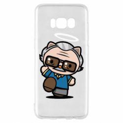 Чохол для Samsung S8 Stan lee in hello kitty style