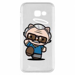 Чохол для Samsung A5 2017 Stan lee in hello kitty style
