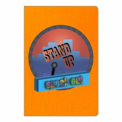 Блокнот А5 Stand up, speak out
