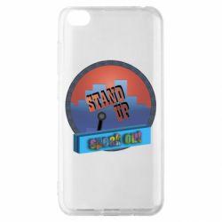 Чехол для Xiaomi Redmi Go Stand up, speak out
