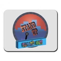 Коврик для мыши Stand up, speak out