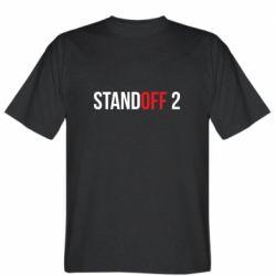 Мужская футболка Standoff 2 logo