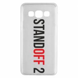 Чехол для Samsung A3 2015 Standoff 2 logo