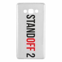 Чехол для Samsung A7 2015 Standoff 2 logo