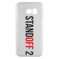 Чехол для Samsung S6 EDGE Standoff 2 logo