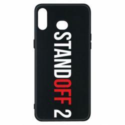Чехол для Samsung A6s Standoff 2 logo