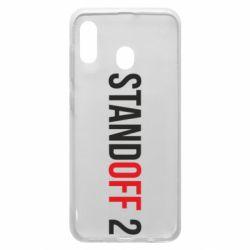 Чехол для Samsung A30 Standoff 2 logo