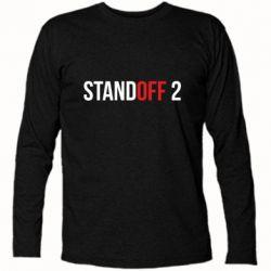 Футболка с длинным рукавом Standoff 2 logo