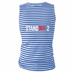 Майка-тельняшка Standoff 2 logo
