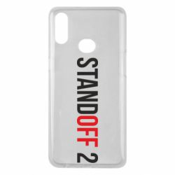 Чехол для Samsung A10s Standoff 2 logo