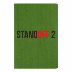Блокнот А5 Standoff 2 logo