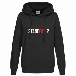 Женская толстовка Standoff 2 logo