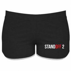 Женские шорты Standoff 2 logo