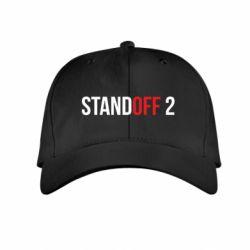 Детская кепка Standoff 2 logo