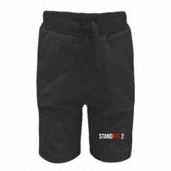Детские шорты Standoff 2 logo