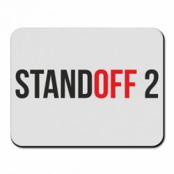 Коврик для мыши Standoff 2 logo
