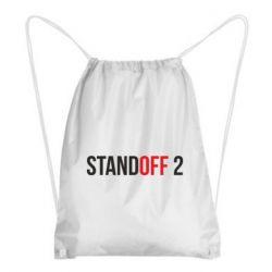 Рюкзак-мешок Standoff 2 logo