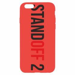 Чехол для iPhone 6/6S Standoff 2 logo