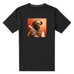Чоловіча стрейчева футболка Standoff 2