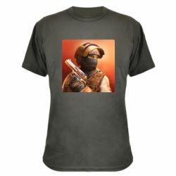 Камуфляжна футболка Standoff 2