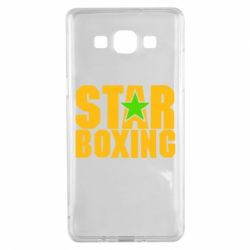 Чехол для Samsung A5 2015 Star Boxing