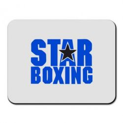 Коврик для мыши Star Boxing - FatLine