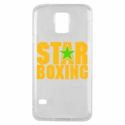 Чехол для Samsung S5 Star Boxing