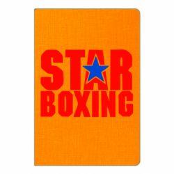 Блокнот А5 Star Boxing