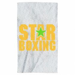 Полотенце Star Boxing