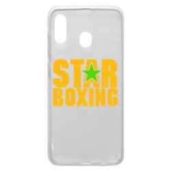 Чехол для Samsung A20 Star Boxing