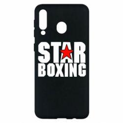 Чехол для Samsung M30 Star Boxing
